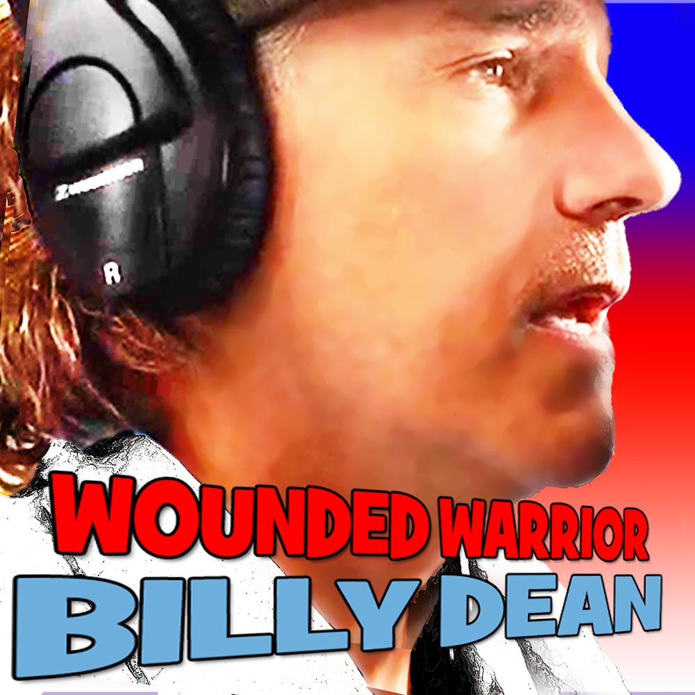 BillyDeanWoundedWarriorCD